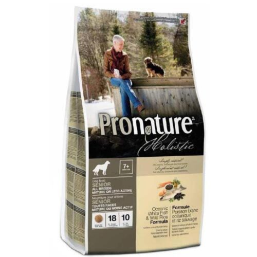 Pronature Holistic Adult Oceanic White Fish & Wild Rice