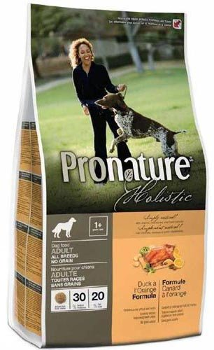 Pronature Holistic Adult Duck&Orange