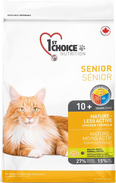 1st Choice Senior Mature Less Aktiv